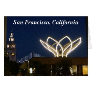 Tarjeta de San Francisco Embarcadero #2