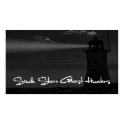 Tarjeta de SSGH - Bob Tarjeta De Visita