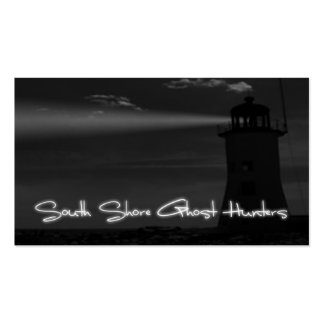 Tarjeta de SSGH - Rob Tarjetas De Visita