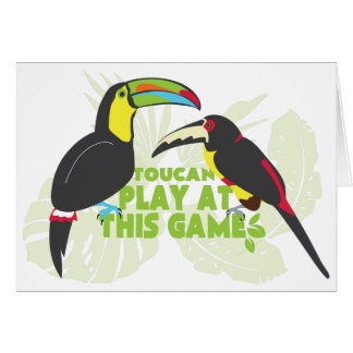 Tarjeta de Toucan