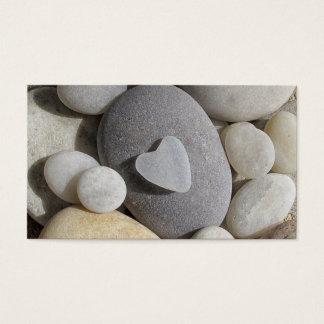 Tarjeta De Visita Amor de la playa