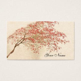 Tarjeta De Visita Arce japonés