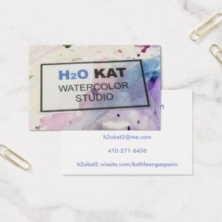 Tarjeta De Visita biz card large