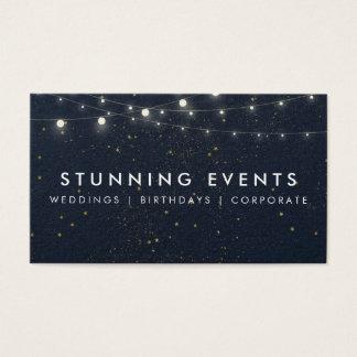 Tarjeta De Visita Boda y planificador de eventos