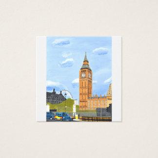 Tarjeta de visita de Big Ben