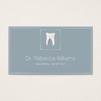 Tarjeta de visita de general Dentist Appointment