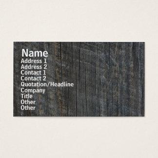 Tarjeta de visita de la fotografía de la