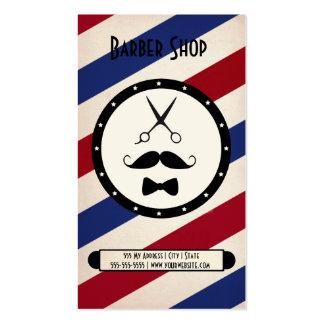 Tarjetas de visita para peluqueros
