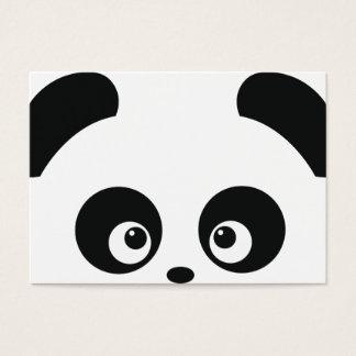 Tarjeta de visita de Panda® del amor