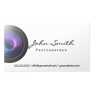 Tarjeta de visita de Pearl White del fotógrafo de