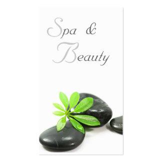 Tarjeta de visita de Spa&Beauty