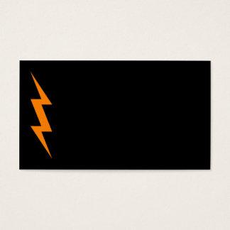 Tarjeta de visita del electricista 1
