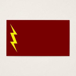 Tarjeta de visita del electricista 2