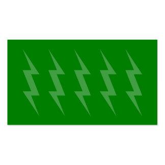 Tarjeta de visita del electricista 9
