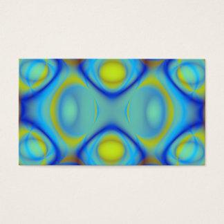 Tarjeta de visita del fractal de Zaci