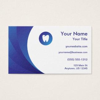 Tarjeta De Visita Dentista