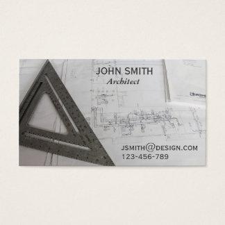 Tarjeta De Visita Diseñador independiente del diseño del arquitecto