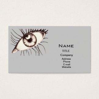 Tarjeta De Visita Doctor de ojos