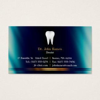 Tarjeta De Visita El | dental único médico