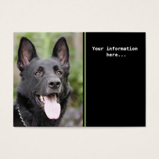 Tarjeta De Visita Entrenamiento del perro
