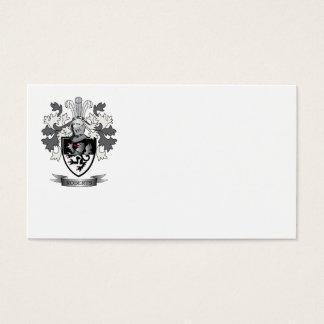 Tarjeta De Visita Escudo de la familia de Roberts