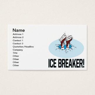 Tarjeta De Visita Evento para romper el hielo