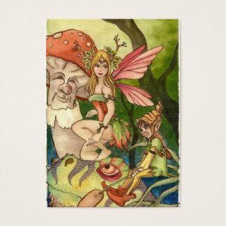 Tarjeta De Visita Fairyland