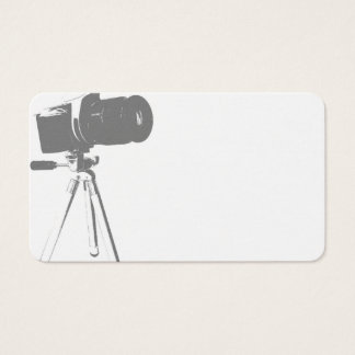 Tarjeta De Visita Fotografía