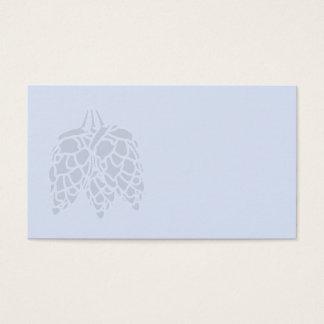 Tarjeta De Visita Impresión de los saltos - Lite en blanco Ver.2B