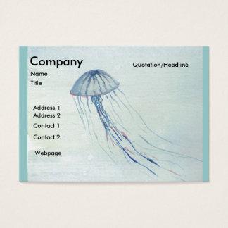 Tarjeta De Visita Jalea/burbujas