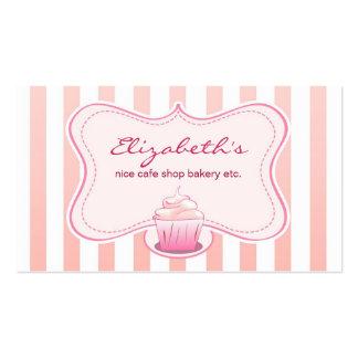 tarjeta de visita lechosa de la magdalena