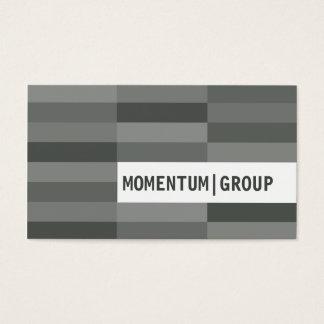 TARJETA DE VISITA:: los paneles rectangulares