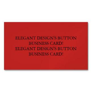 tarjeta de visita magnética de encargo
