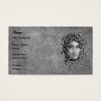Tarjeta De Visita Medusa