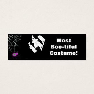 Tarjeta De Visita Mini ¡La mayoría del traje del Abucheo-tiful! premio
