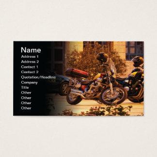 Tarjeta De Visita Motocicletas