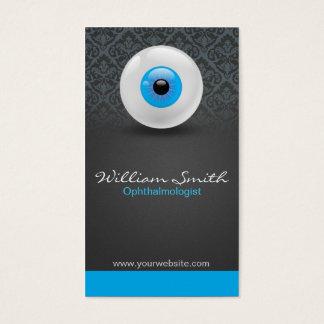 Tarjeta De Visita Ophthalmologist