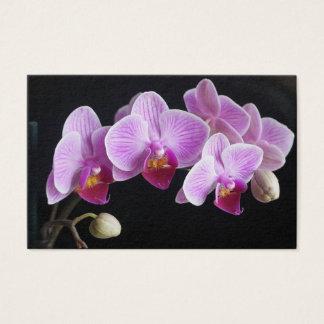 Tarjeta De Visita Orquídea