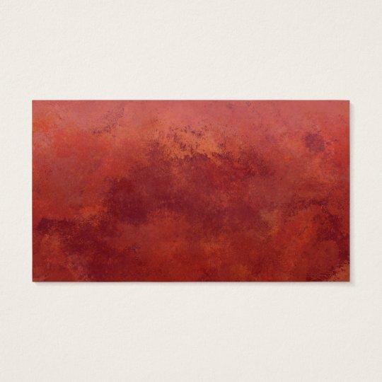 Tarjeta De Visita Pintura