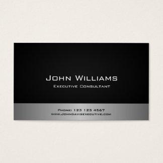 Tarjeta De Visita Profesional consultor legal derecho administrador