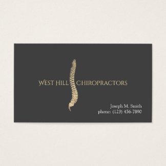 Tarjeta de visita profesional de la salud del