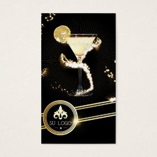 Tarjeta De Visita Pub Club Business Card