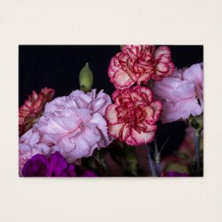 Tarjeta De Visita Ramo de la flor