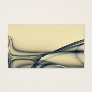Tarjeta De Visita Regalos hermosos del fractal abstracto