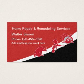 Tarjeta De Visita Reparación y mantenimiento caseros