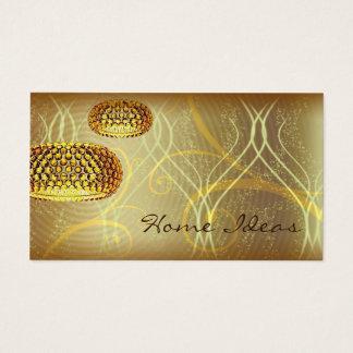 Tarjeta De Visita Sala de exposición de la iluminación/tarjeta de