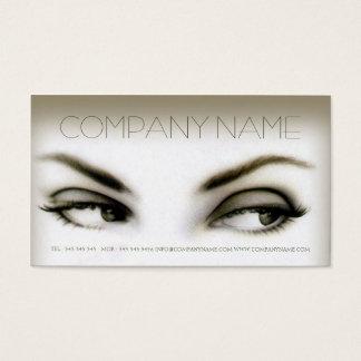 Tarjeta De Visita Salón de belleza/tarjeta del artista/del estilista