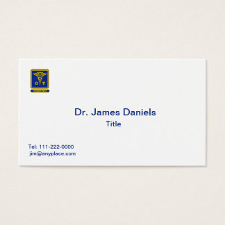 Tarjeta De Visita Terapeuta profesional