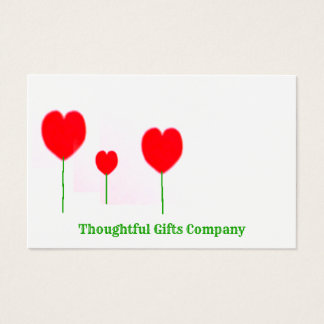 Tarjeta De Visita Thoughtful Gifts Company