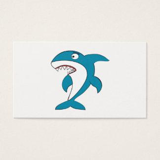 Tarjeta De Visita Tiburón